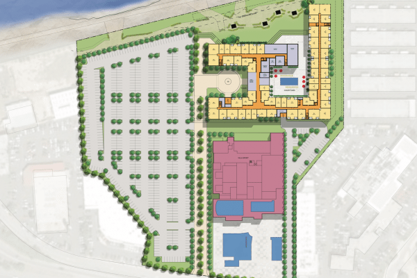 Modifications Proposed to Redwood City SYUFY Site Redevelopment Project