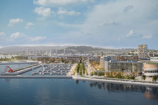 Acclaimed Architect David Adjaye to Lead Second Phase at The SF Shipyard