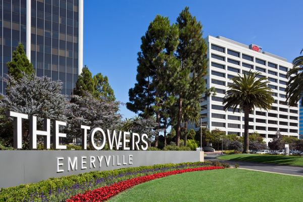 KBS REIT III Signs More Than 12,000 Square Feet in Leases at The Towers at Emeryville
