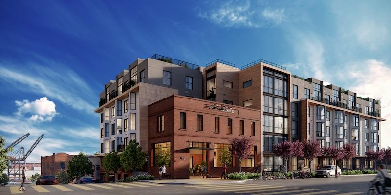 Grosvenor Americas, The Mark Company, DM Development, 815 Tennessee, San Francisco, Bay Area