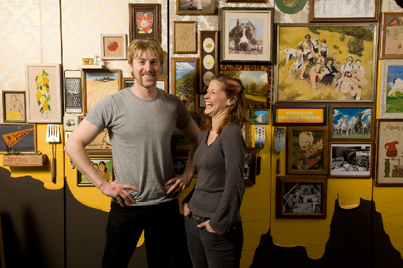 Nate and Heidi\'s Grilled Cheese Sandwiches Warm the Bellies and Melt ...