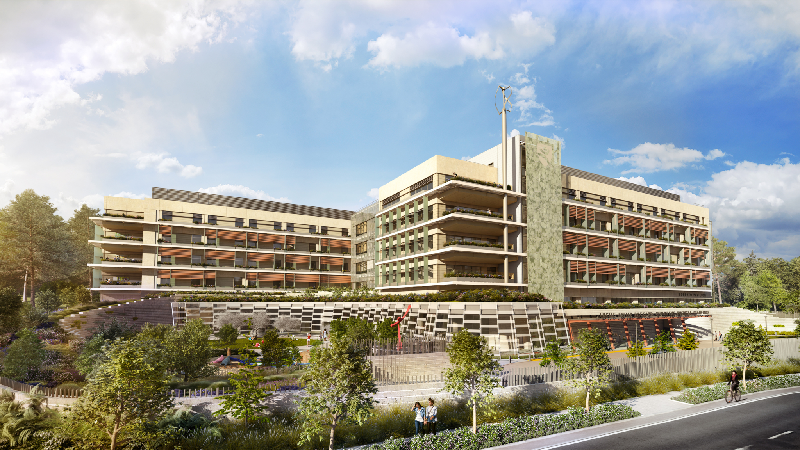 Lucile Packard Childrens Hospital Stanford  >> Countdown To Completion Of Lucile Packard Children S Hospital