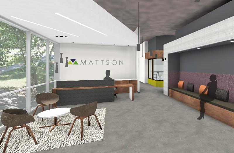 MATTSON, San Francisco, Bay Area, Foster CIty, IA Interior Architects, Built