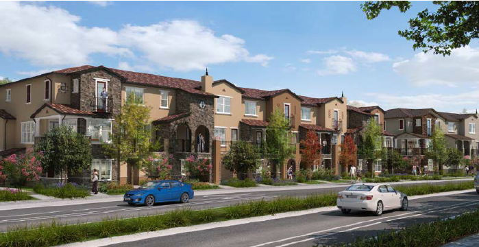 Suburban sacramento affordable housing project receives 34mm in financing via walker dunlop for Sacramento home and garden show 2017