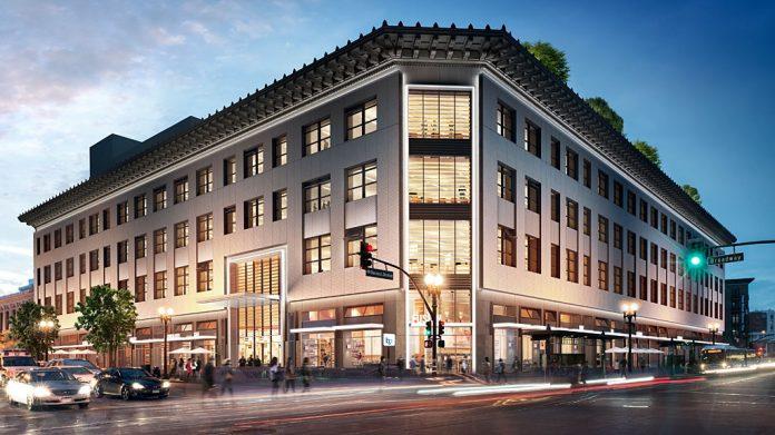 Uber, Oakland, CIM Group, San Francisco, Newmark Knight Frank, Sears Building, Menlo Park, Lane Partners, Walton Street Capital, Ellis Partners,