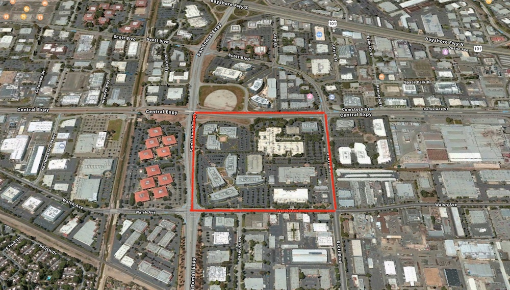 DivcoWest Sells 7 Building Portfolio In Santa Clara For $240MM   The  Registry