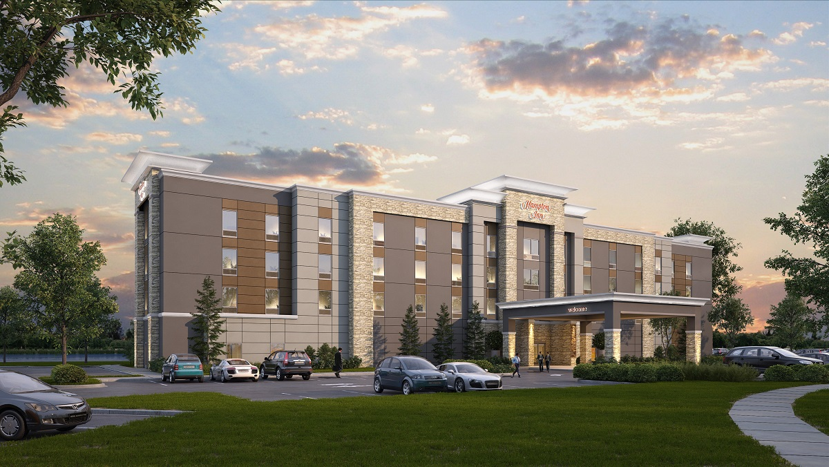 Hampton By Hilton Inn Suites Knightdale Raleigh
