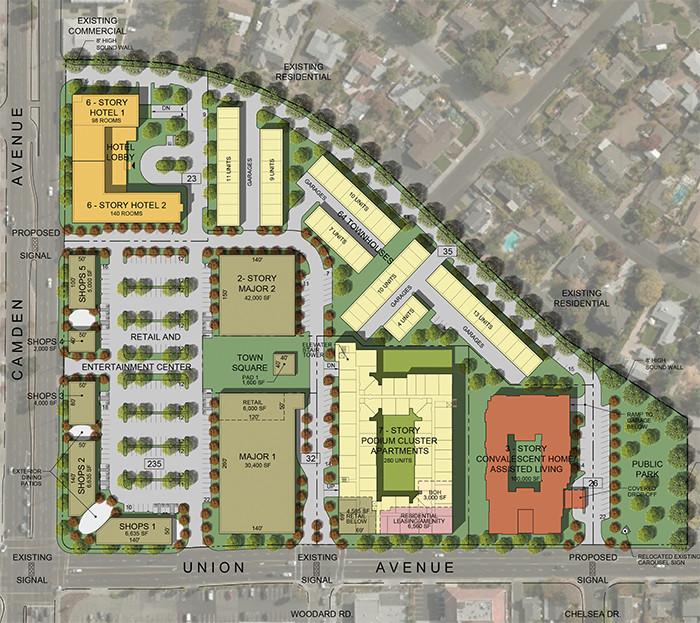 After Spending $49MM on San Jose Property, Developer Brings Plans to ...