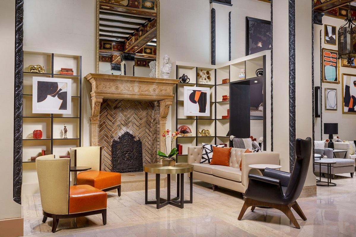 San Franciscou0027s Hotel Spero Debuts Renovation, Redesign And Rebrand