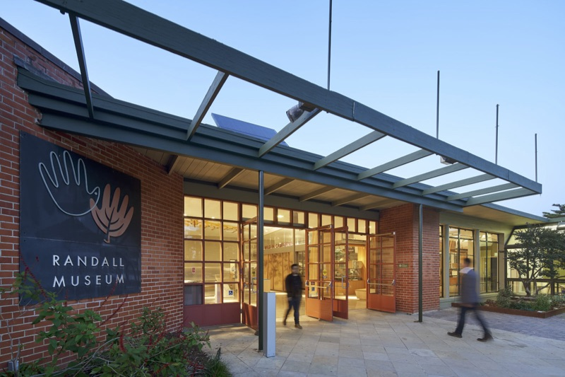 Attractive Randall Museum, Corona Heights Park, San Francisco, Pfau Long Architecture,  Kuth Ranieri
