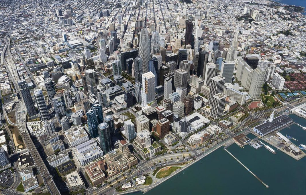 MetLife Investment Management, Park Tower, Eastdil Secured, Kilroy Realty, John Buck Company, Golub & Company, San Francisco