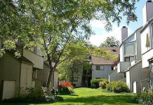 Woodmont Real Estate Services, San Leandro Racket Club Apartments, Amador Village, Cedar Townhomes, Amber Court, Colonial Gardens, Northern California