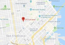 San Francisco, Veritas Investments, Mosser Companies, Ralston Capital, Colliers International, Tenderloin neighborhood, 270 Turk