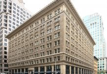 The Sharon Building, San Francisco, CBRE, Russ, Shell, Main Library, Old Federal Reserve Building, Harvard, L'Ecole des Beaux Arts, New Montgomery Street