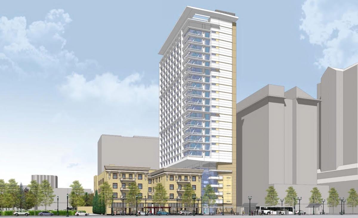Hotels Around San Jose Convention Center