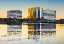 Emeryville, KBS, Newport Beach, Towers at Emeryville, BeiGene USA, KBS Real Estate Investment Trust III, San Francisco, Golden Gate, Cushman &Wakefield